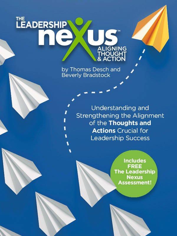 Leadership Nexus Book Cover